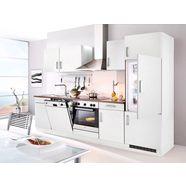 held moebel keukenblok zonder elektrische apparaten »toronto, breedte 280 cm« wit