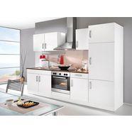 held moebel keukenblok zonder elektrische apparaten »toronto, breedte 270 cm« wit