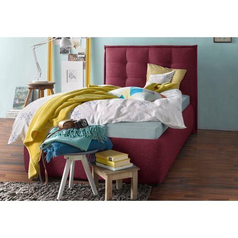 MAINTAL bed Bonell binnenvering H3 rood Maintal 693389
