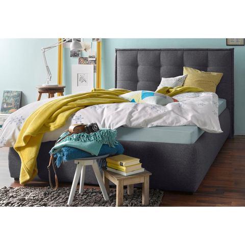 MAINTAL bed 5 zones koudschuim H3 grijs Maintal 533542