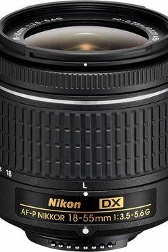Zoomobjectief AF-P DX NIKKOR 18-55 mm