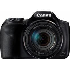 canon superzoomcamera powershot sx540 hs pictbridge-ondersteuning zwart