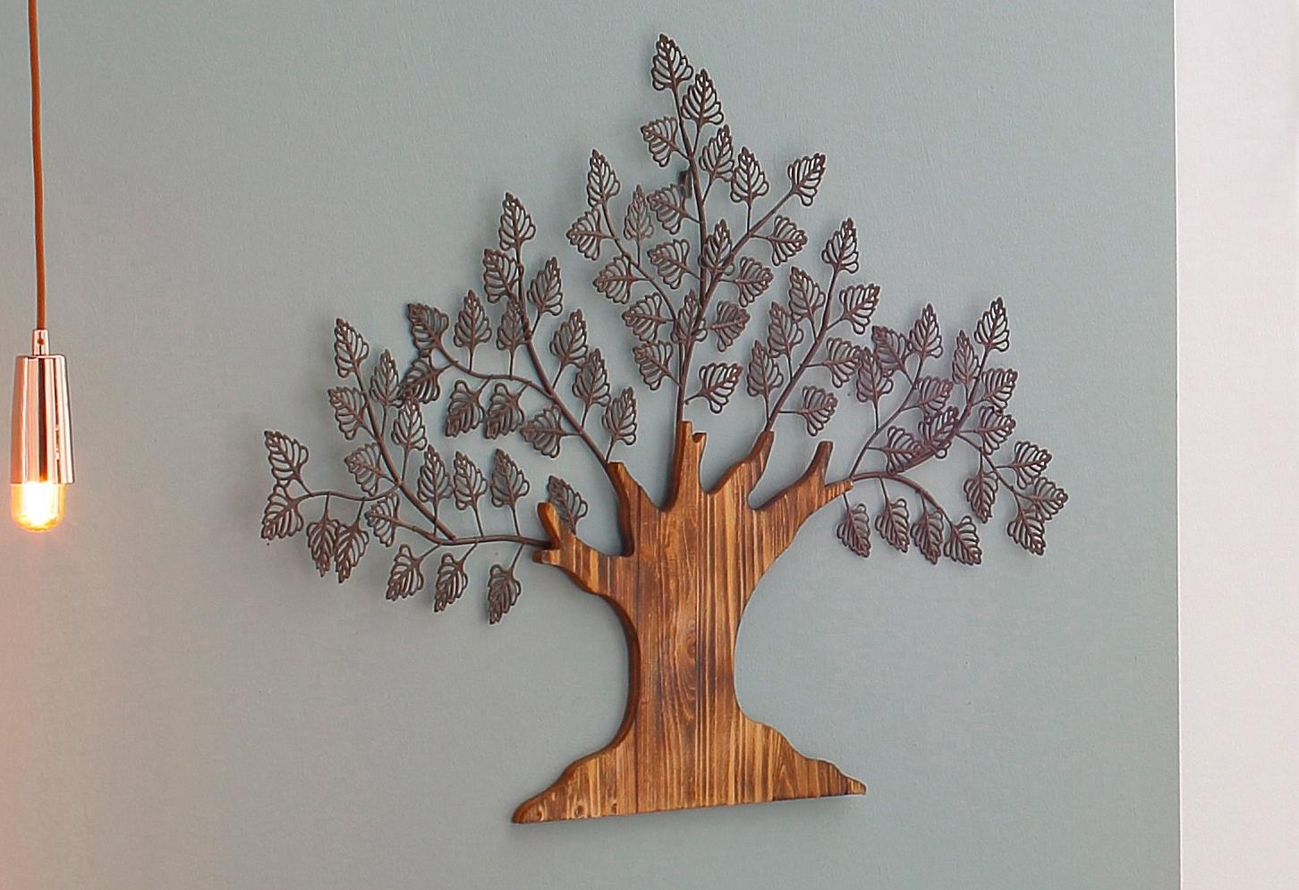 home affaire wanddecoratie boom makkelijk gevonden otto