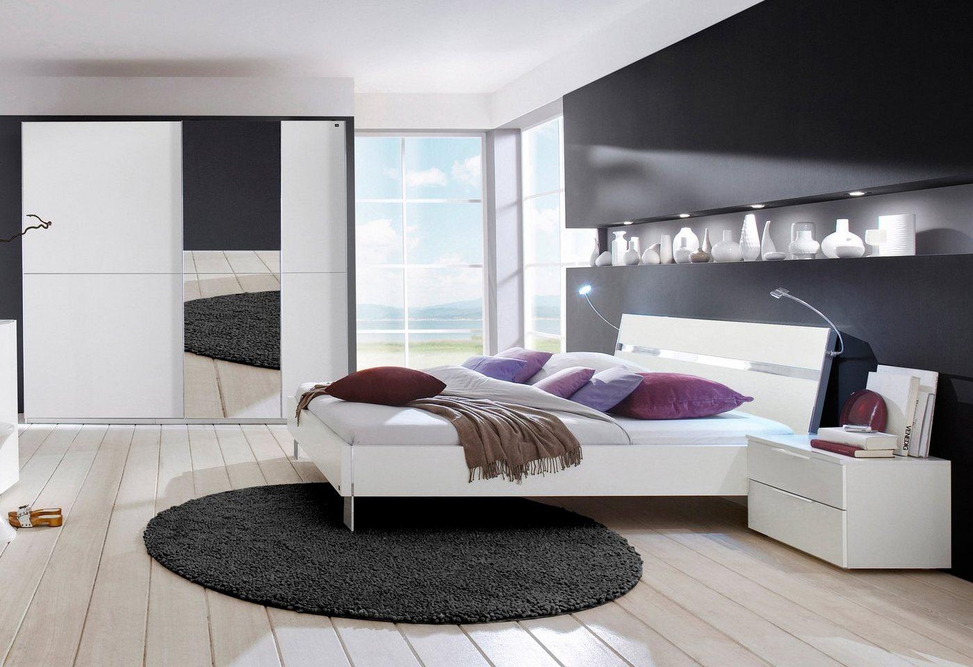 FRESH TO GO slaapkamermeubelen in 4-delige set, made in Germany