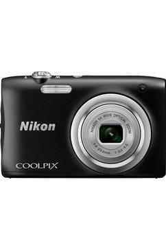 Coolpix A100 compactcamera, 20,1 megapixel, 5x optische zoom, 6,7 cm (2,7 inch) display