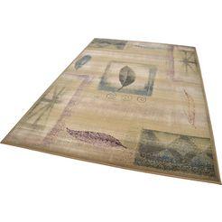 orintaals karpet, theko, »gabiro 003«, geweven beige