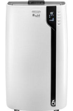 de'longhi airco pac ex100 silent mobiele airco met ontvochtigingsfunctie wit