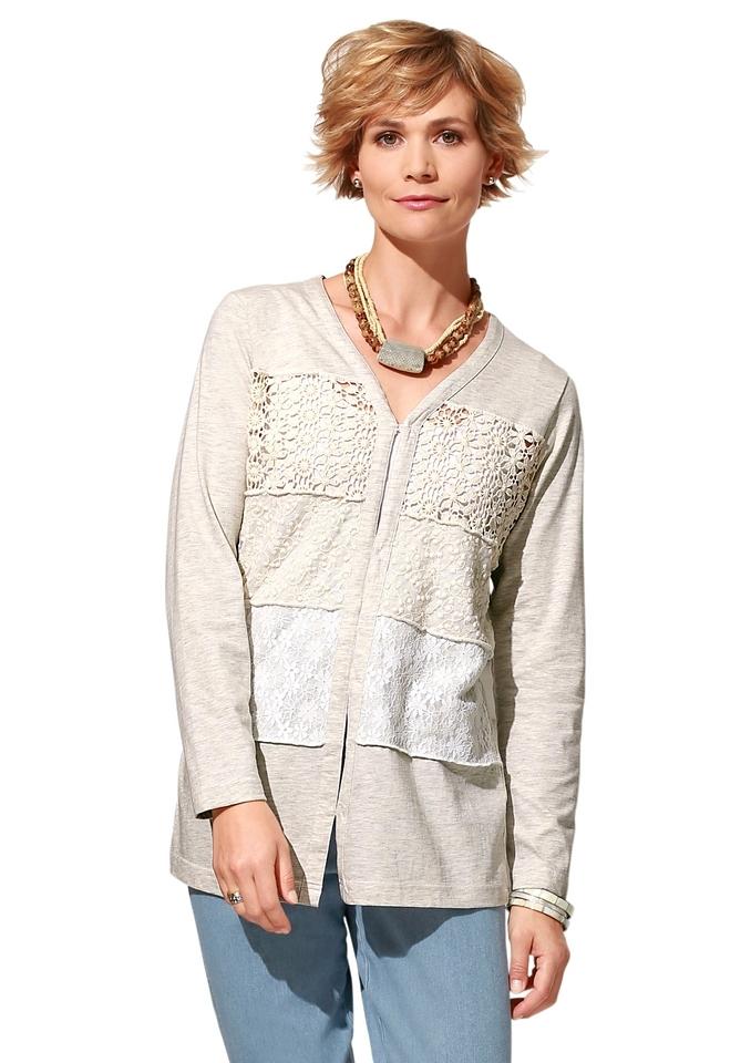 Shirt Met Shoppen Online jasje Kant ARL54j3