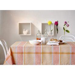 apelt tafellaken, »6106 springtime paisley« oranje