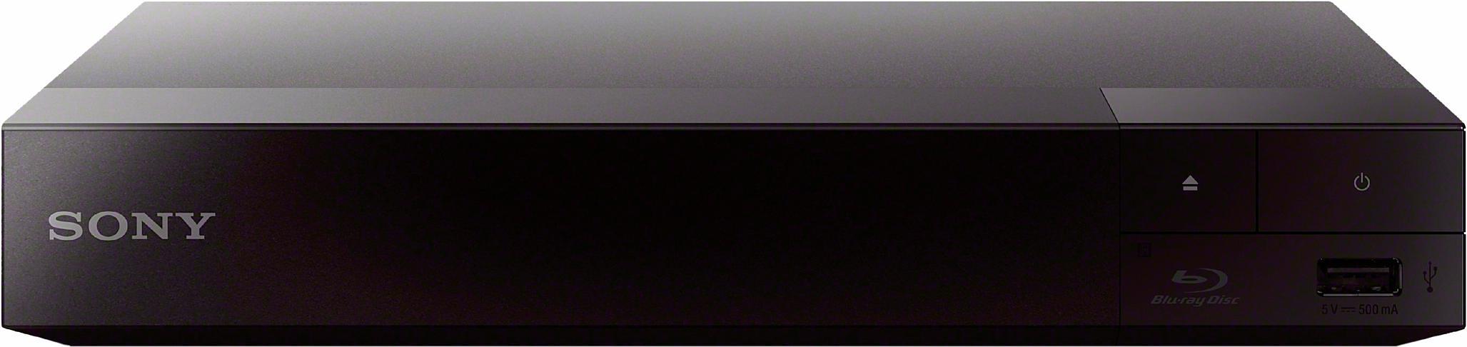 SONY BDP-S3700B blu-ray-speler, Hi-Res - verschillende betaalmethodes