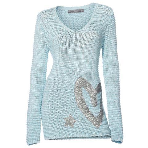 Grofgebreide pullover
