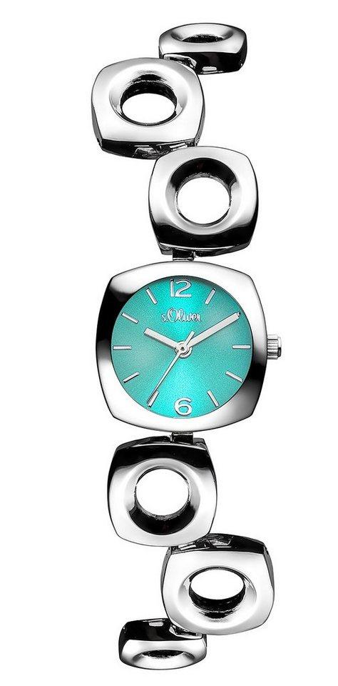 S.OLIVER horloge »SO-3153-MQ«