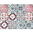 home affaire muursticker »ornament«, 12x 15x15 cm multicolor