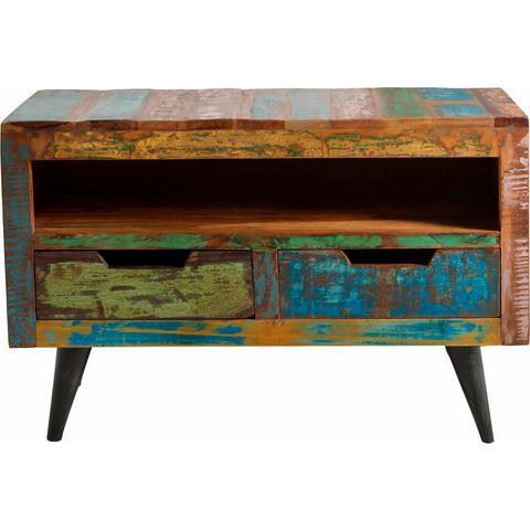SIT lowboard Miami 95 cm breed multicolour gelakt TV-kast 288
