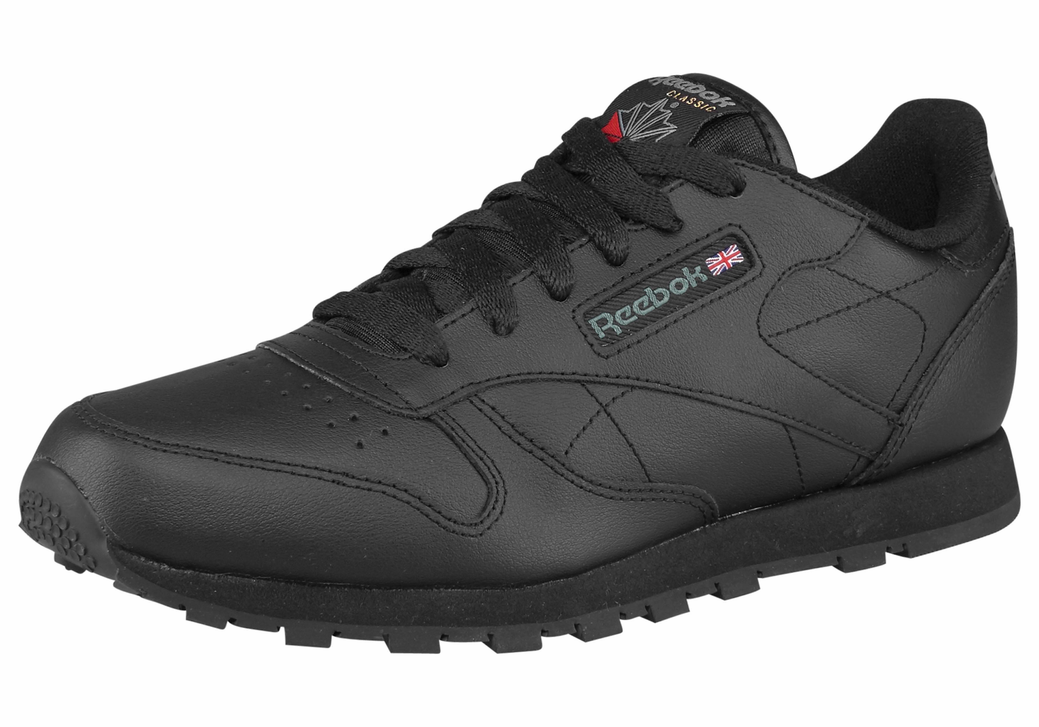 Sneaker Zwart Classic +