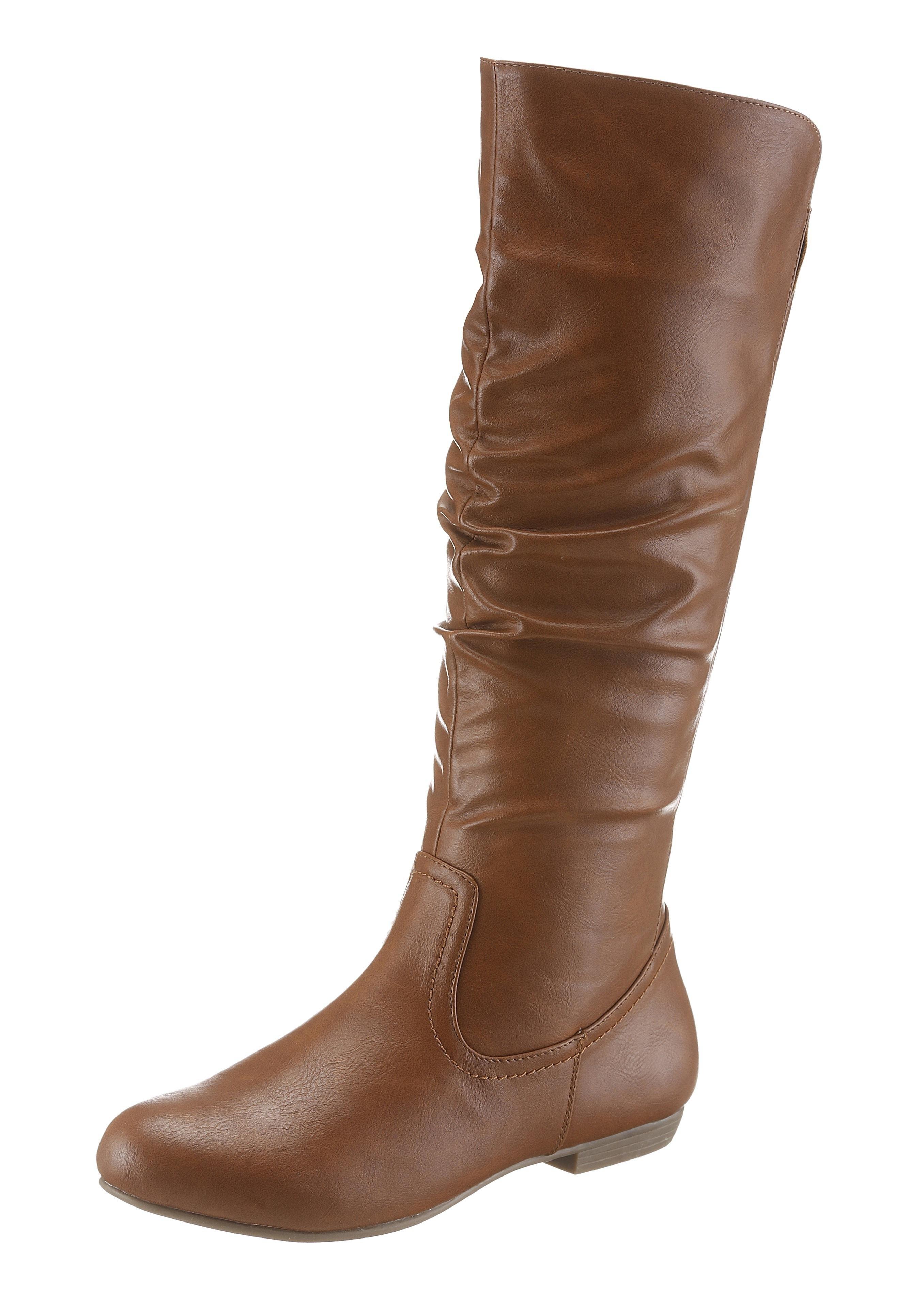 City Walk laarzen - verschillende betaalmethodes