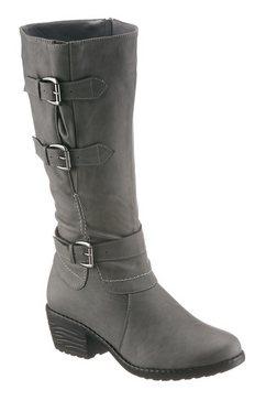 city walk laarzen grijs