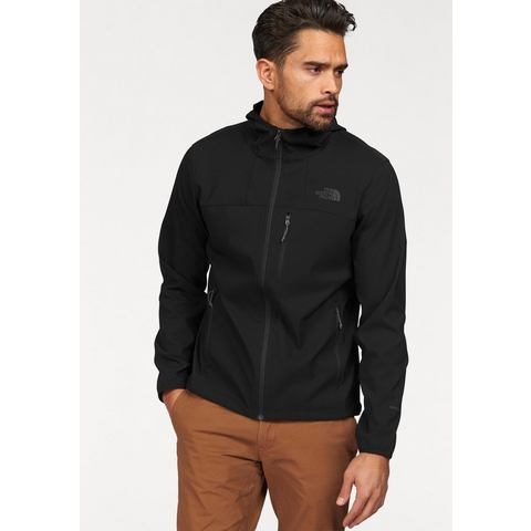 THE NORTH FACE Softshell-jack NIMBLE HOODIE