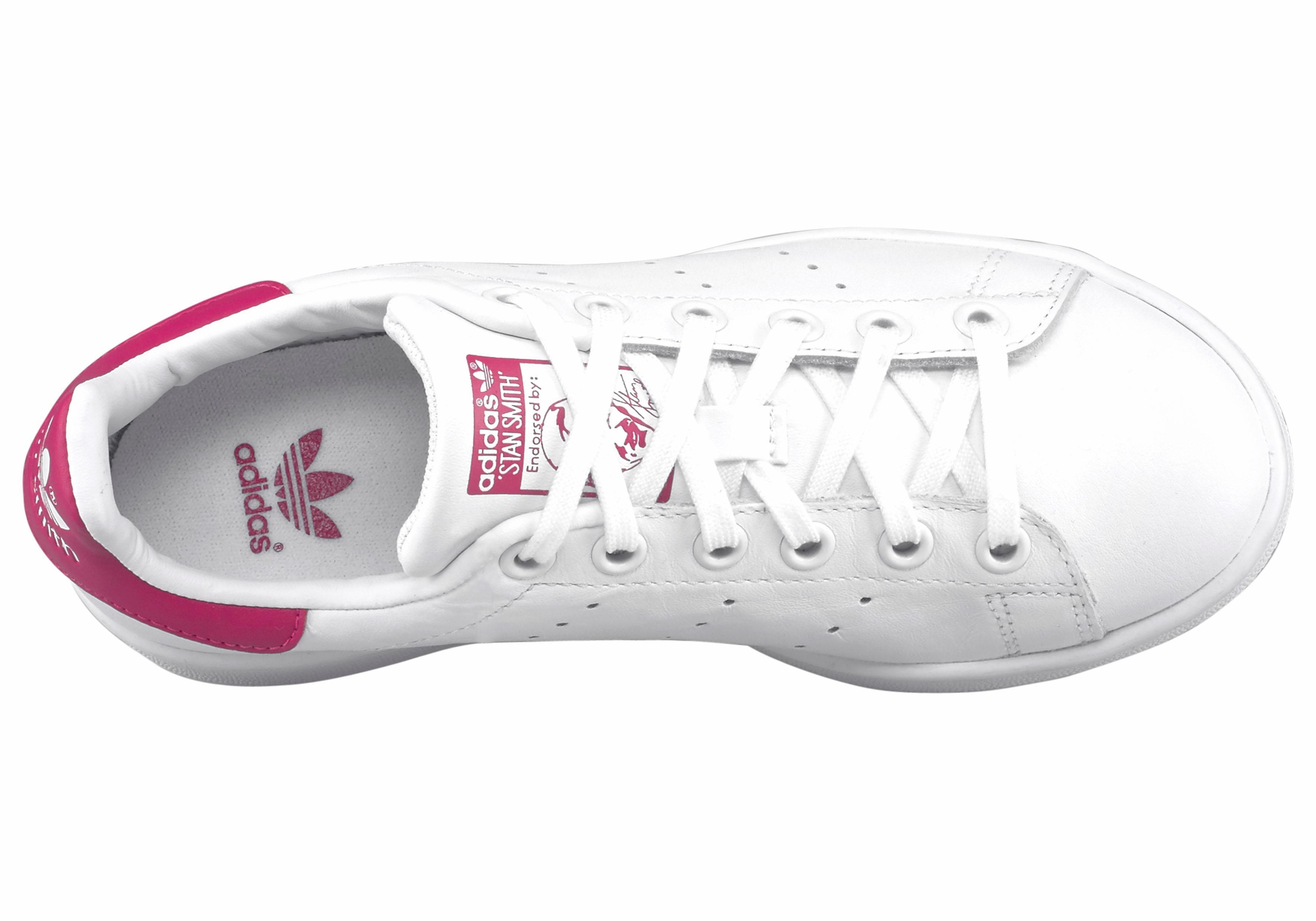 Leer Shop Stan Sneakers Van Online Adidas Originals Smith bgyYf76