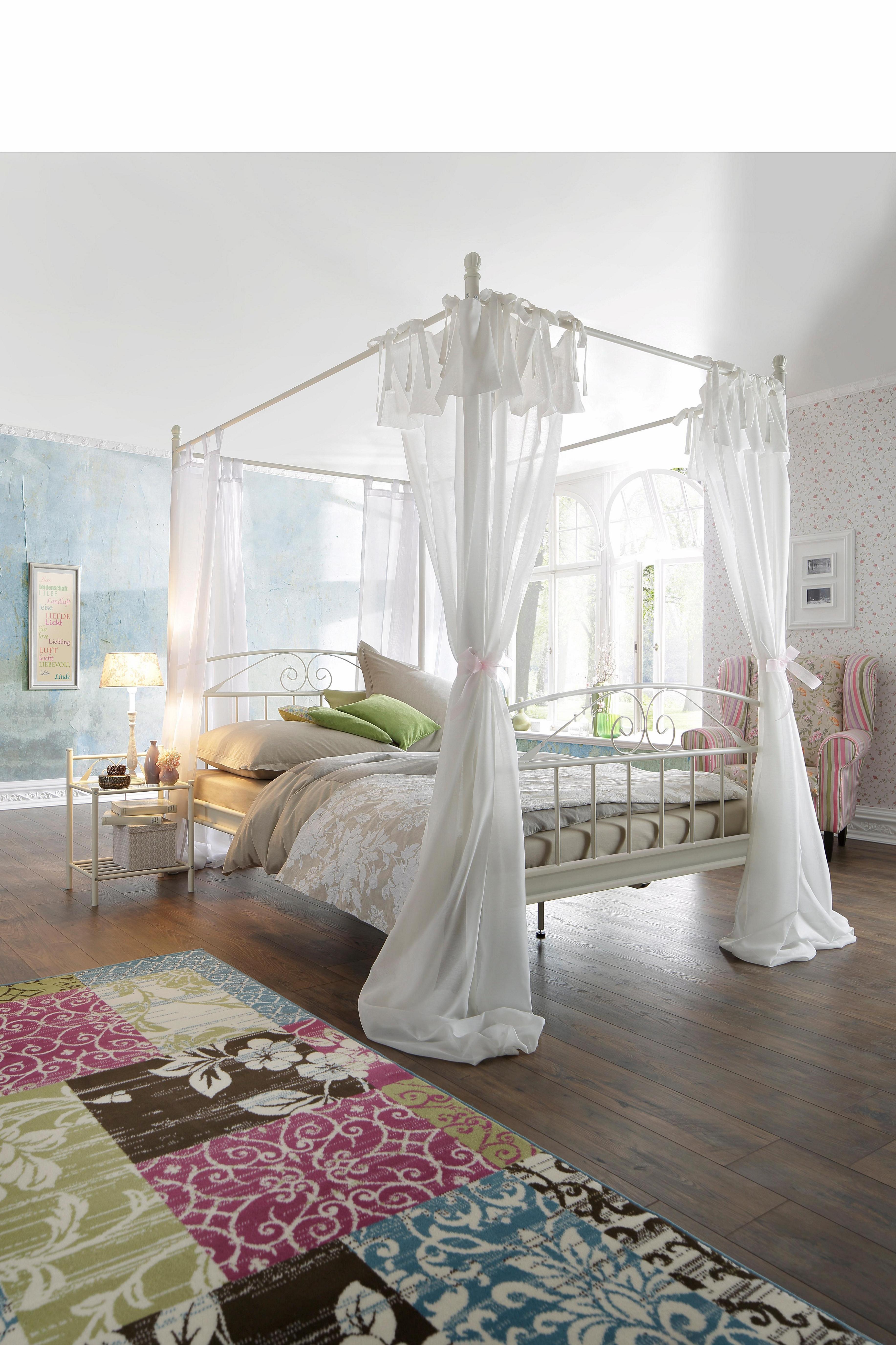 Home Affaire metalen hemelbed »Birgit« bij OTTO online kopen