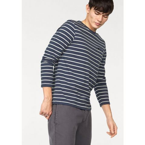 JOHN DEVIN Shirt met lange mouwen en garnering