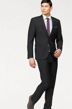 Kostuum met stropdas en pochet