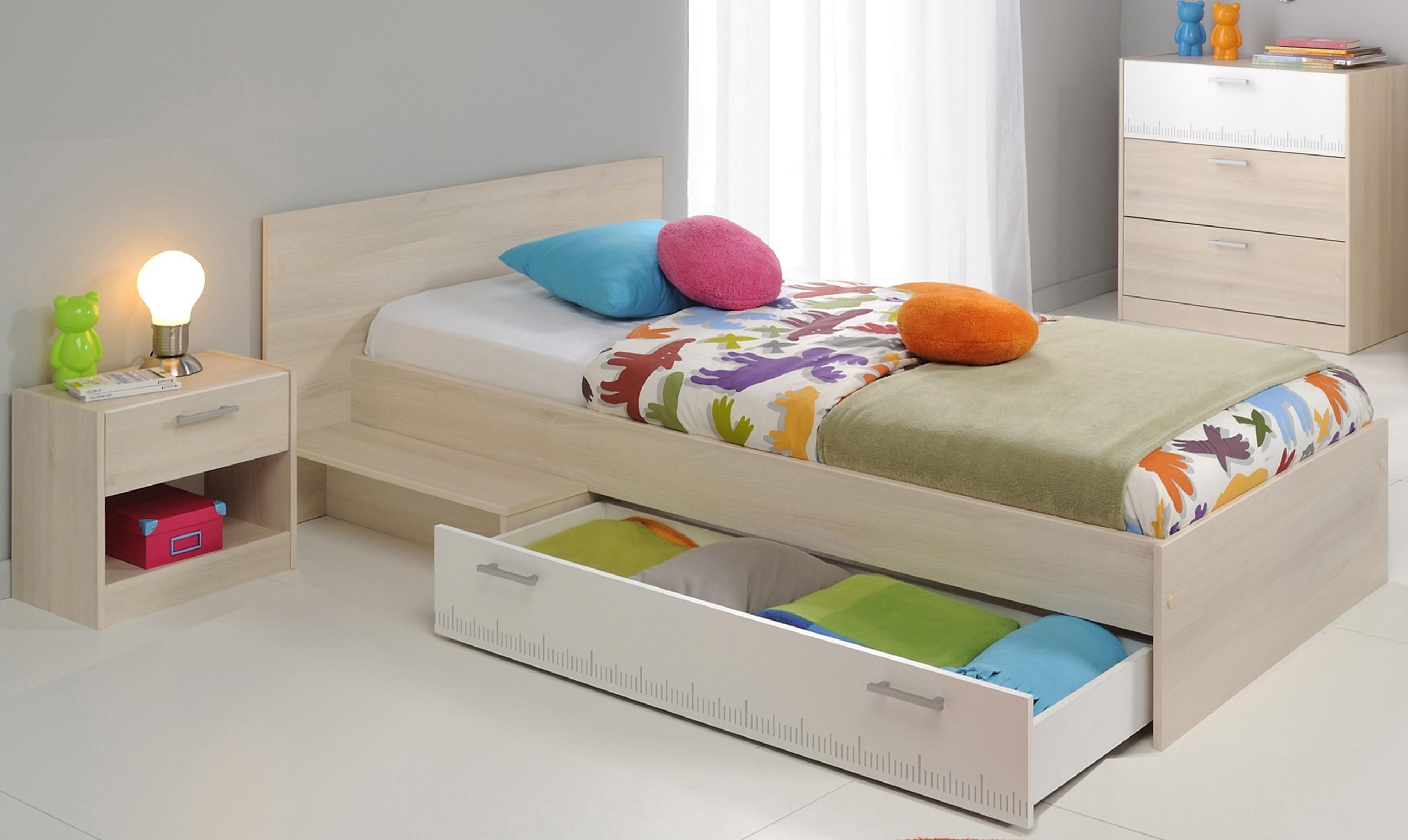 Parisot bed »Charly« (3-dlg.) nu online kopen bij OTTO