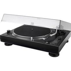 dual platenspeler »dtj 301.1 usb« (digitizer) zwart