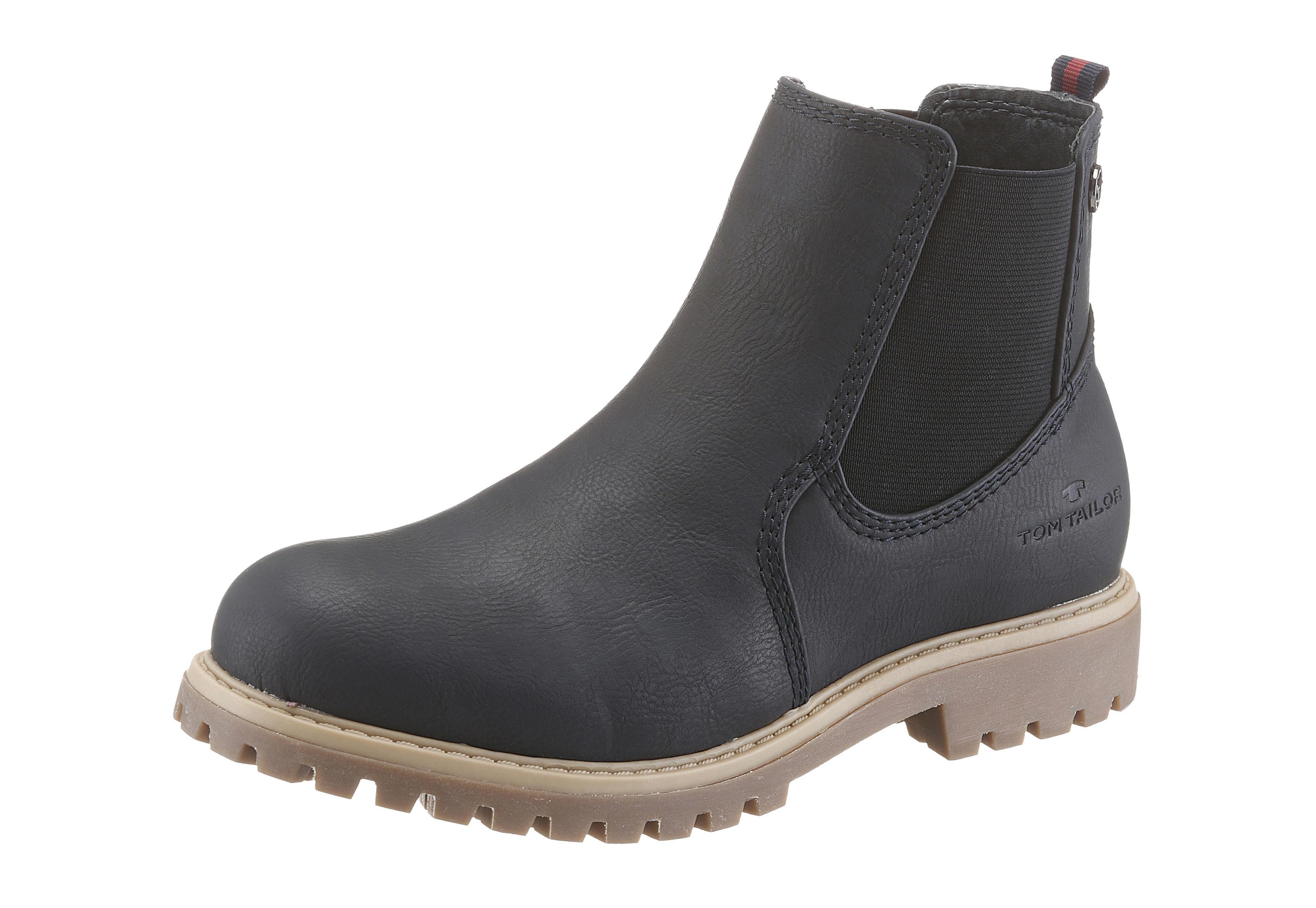 TOM TAILOR chelsea-boots - verschillende betaalmethodes