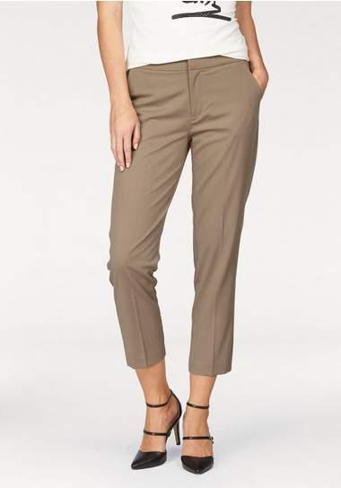 BRUNO BANANI Pantalon met persplooien
