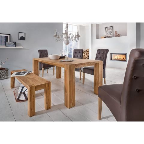 Eettafels PREMIUM COLLECTION BY HOME AFFAIRE Tafel Big Oak 805475