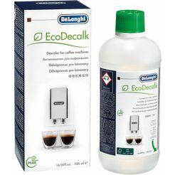 de'longhi ontkalker ser3018 ecodecalk, kalkverwijderaar voor volautomatisch koffiezetapparaat en espressomachine wit