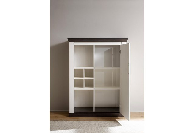 Home affaire kast siena breedte 107 cm in de online winkel otto - Te sluiten kast push pull ...