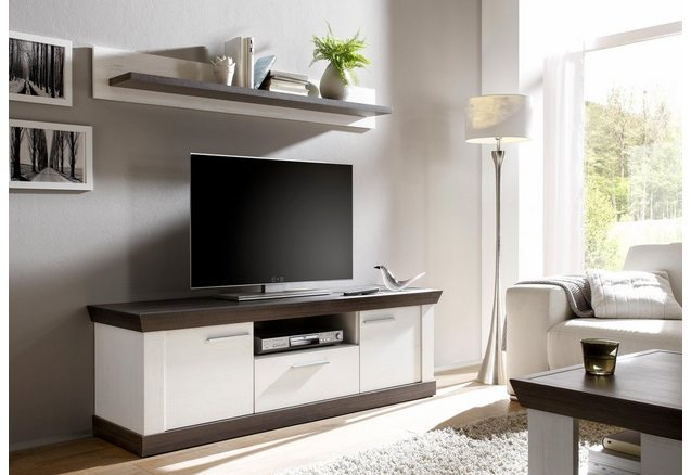 home affaire lowboard siena breedte 158 cm in de online shop otto. Black Bedroom Furniture Sets. Home Design Ideas