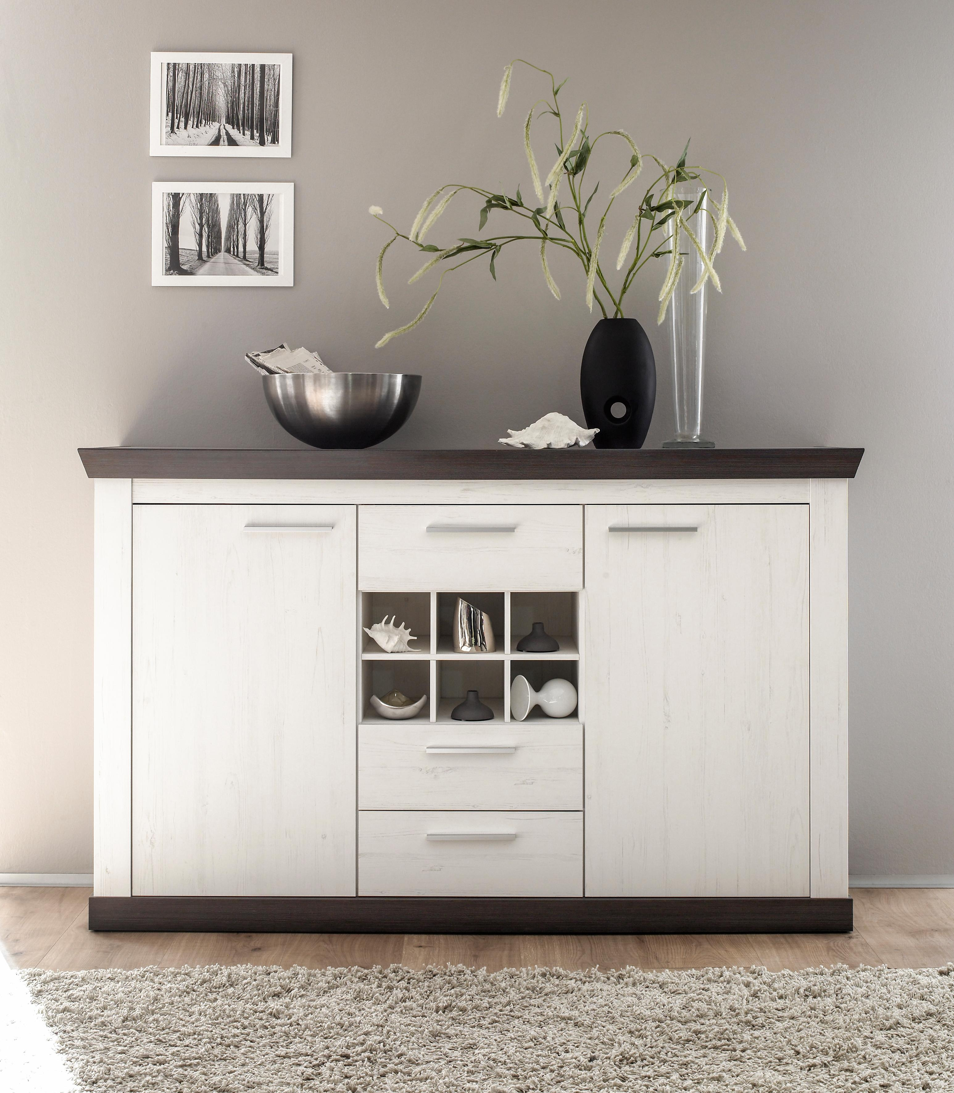 Op zoek naar een Home Affaire sideboard »Siena«, breedte 169 cm? Koop online bij OTTO
