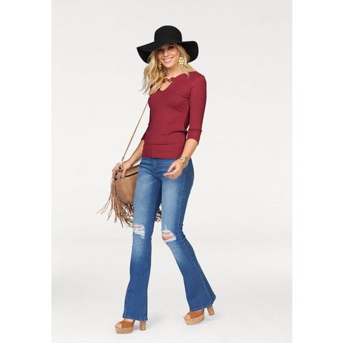 MELROSE bootcutjeans