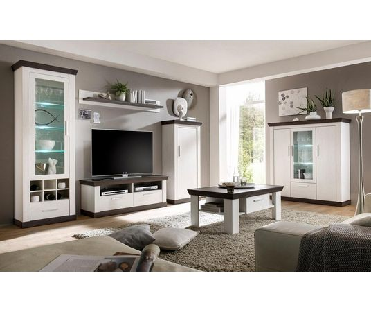 home affaire 4 dlg wandmeubel siena snel online gekocht otto. Black Bedroom Furniture Sets. Home Design Ideas