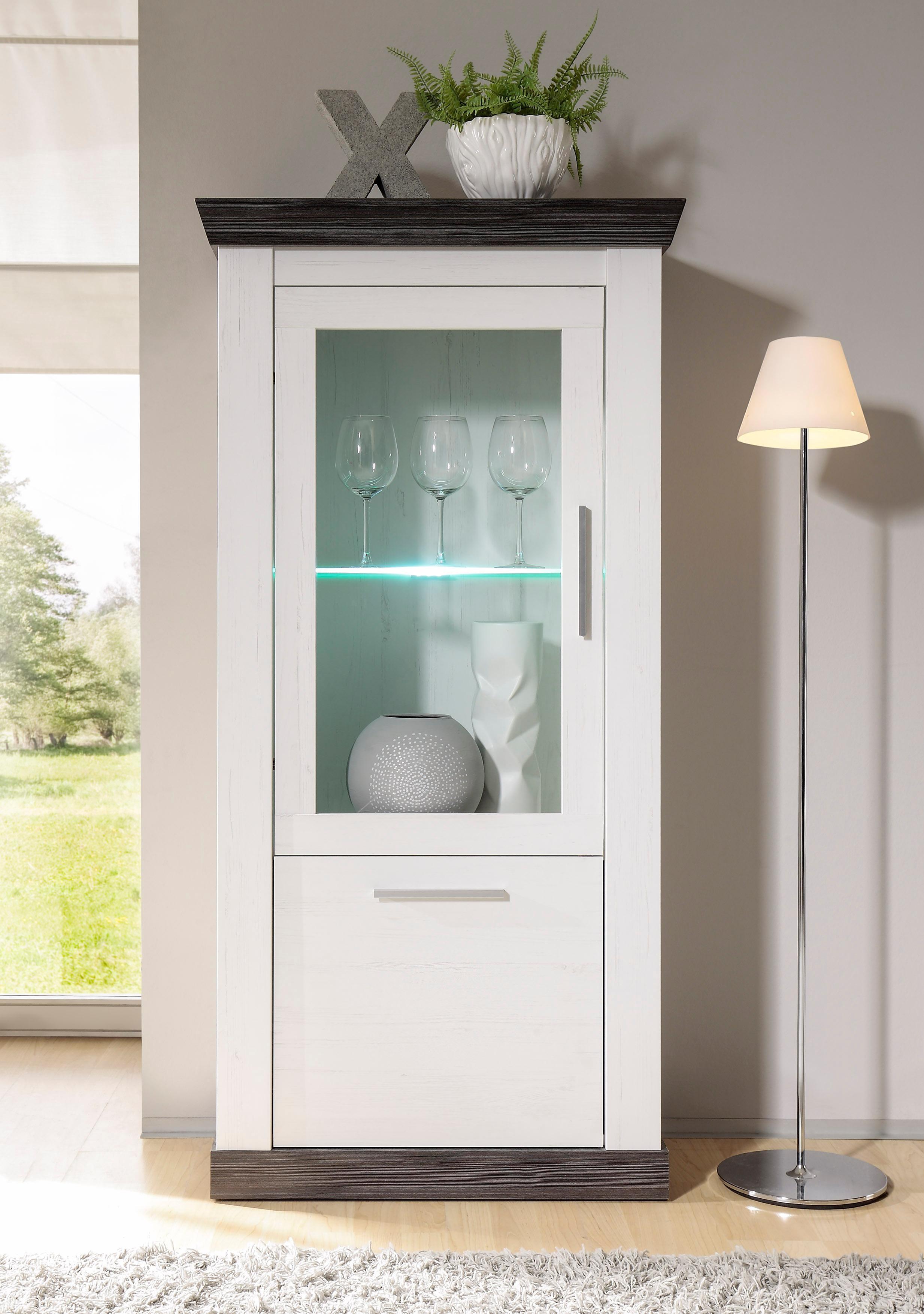 Home Affaire vitrinekast, »Siena«, hoogte 146 cm - gratis ruilen op otto.nl