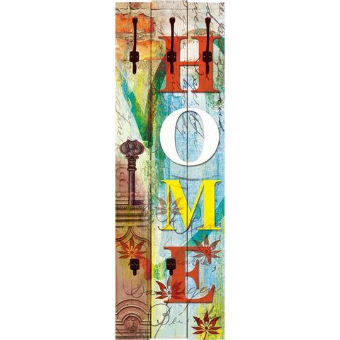 Otto - Home Affaire HOME AFFAIRE kapstok, Jule: Home, in verschillende kleuren, 45x140 cm