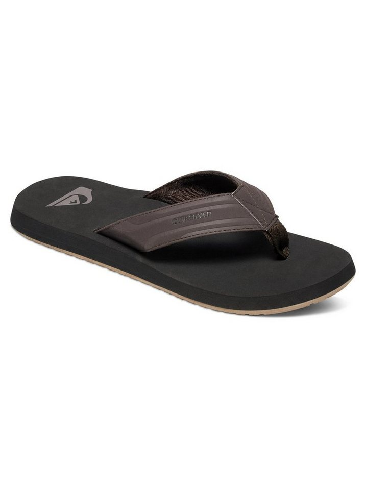 NU 20% KORTING: Quiksilver Slippers »Monkey Wrench«