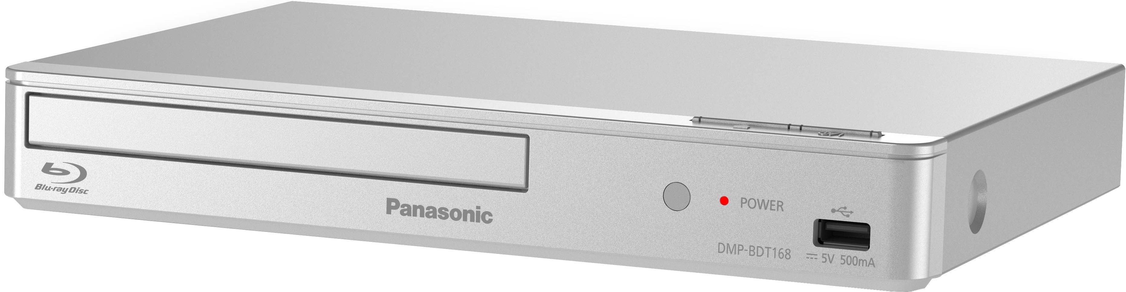 Panasonic »DMP-BDT168« blu-rayspeler (Full HD, LAN (ethernet)) voordelig en veilig online kopen