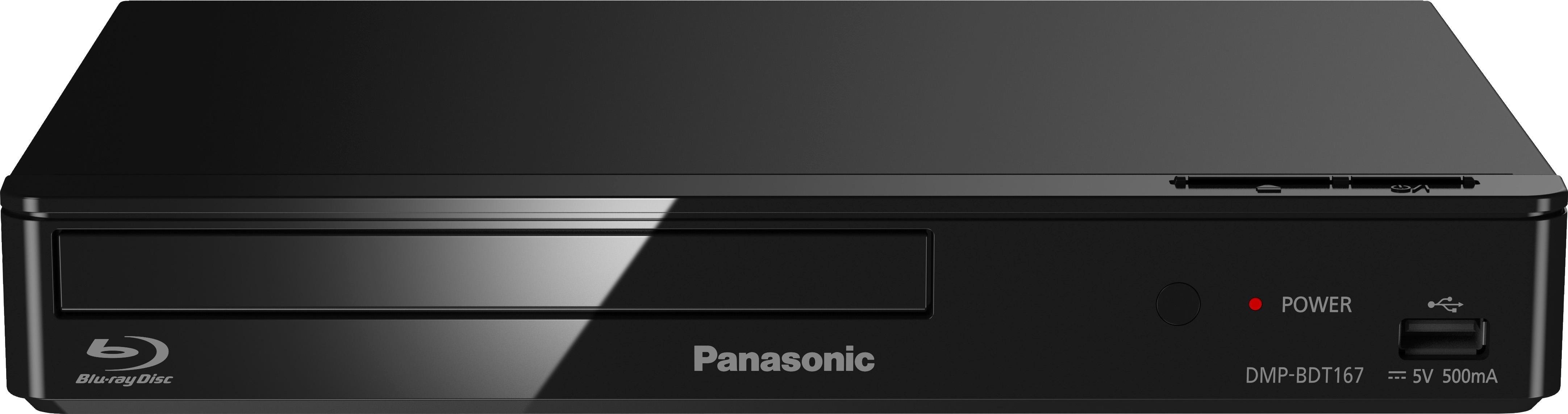 Panasonic »DMP-BDT167« blu-rayspeler (LAN (ethernet)) in de webshop van OTTO kopen
