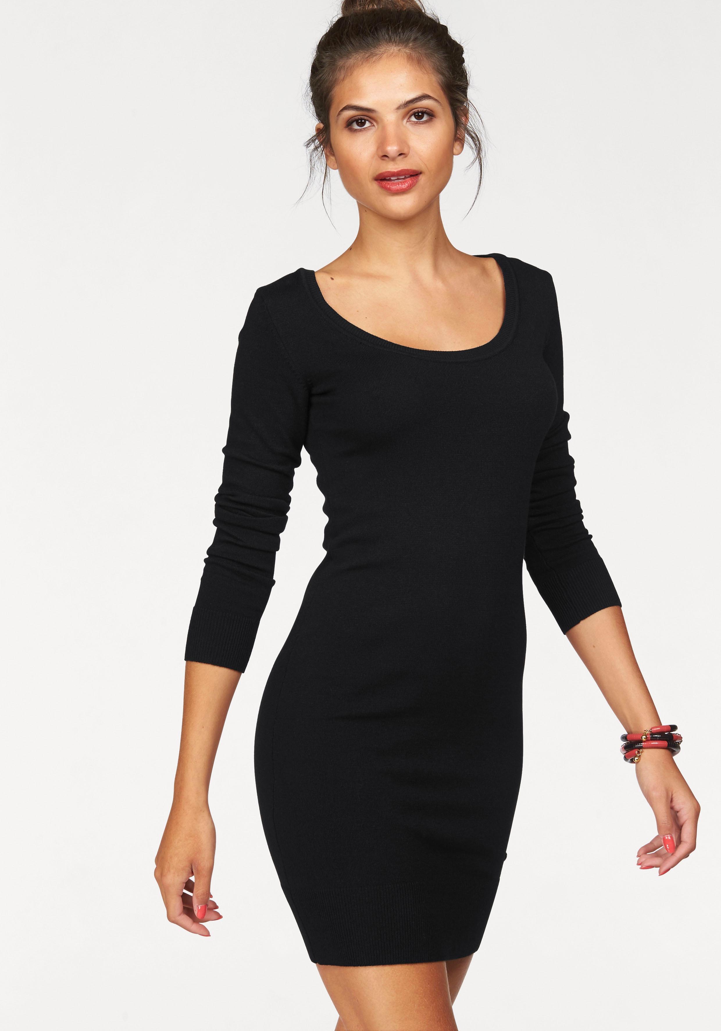 zwarte jurken online kopen 20 korting op alle jurken otto. Black Bedroom Furniture Sets. Home Design Ideas