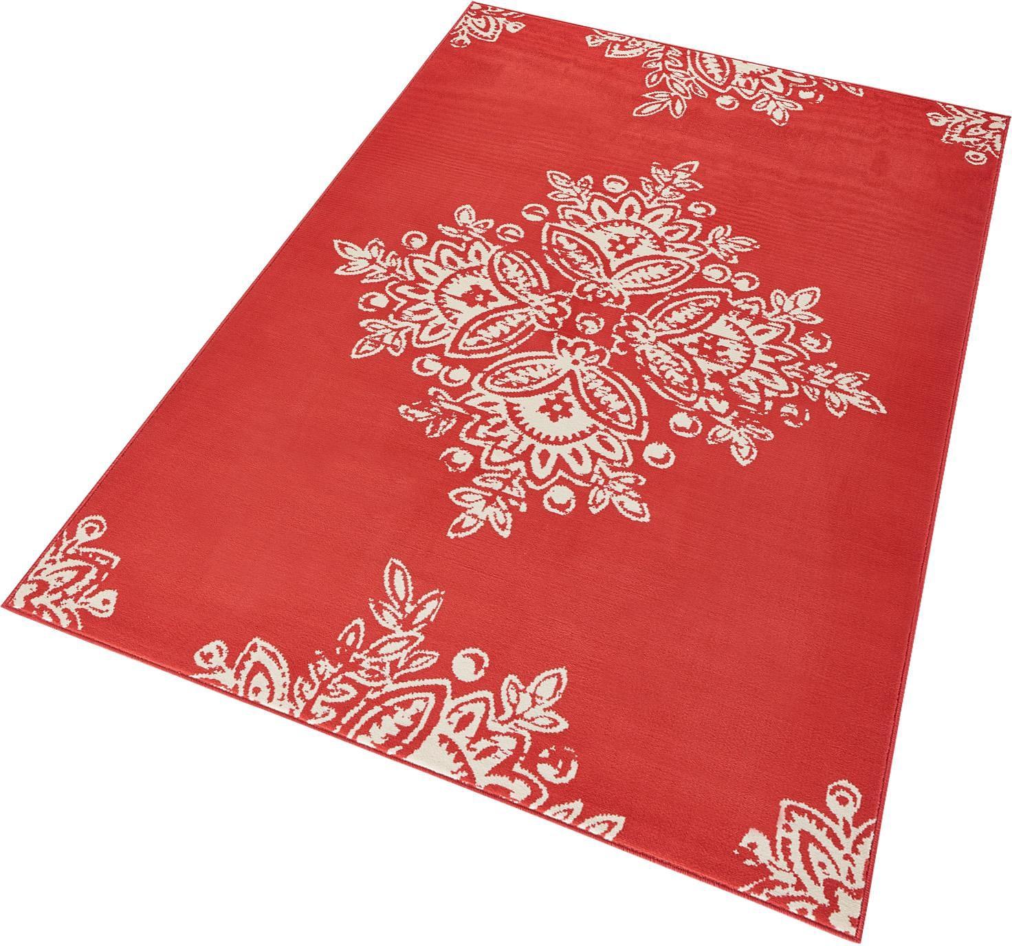 Hanse Home Vloerkleed, »Blossom«, geweven bij OTTO online kopen
