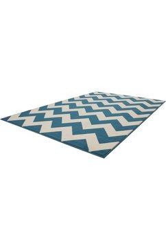 Vloerkleed, »Manolya 2095«, zigzagmotief, geweven