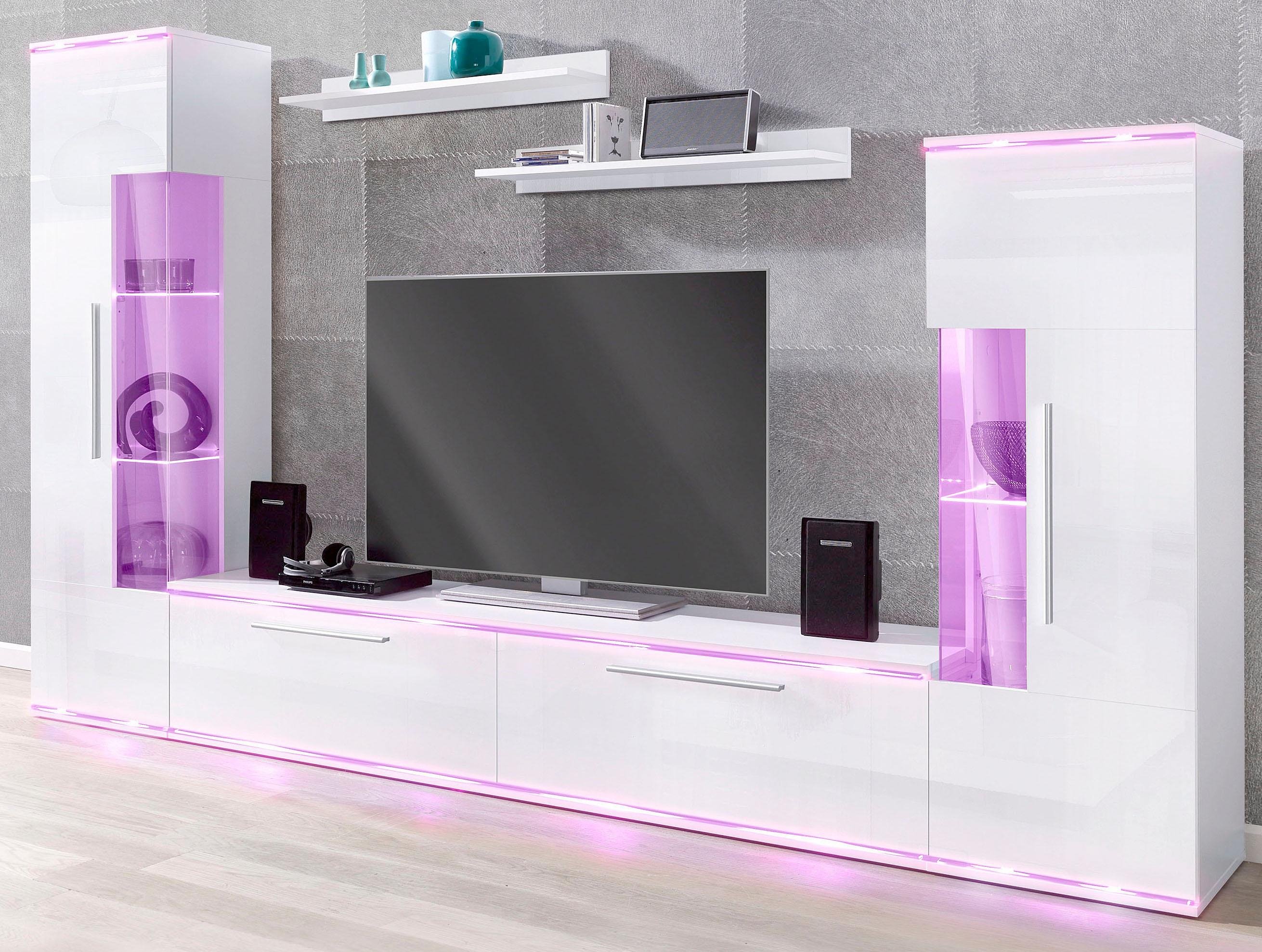 tv wandmeubel kopen gratis verzending otto. Black Bedroom Furniture Sets. Home Design Ideas