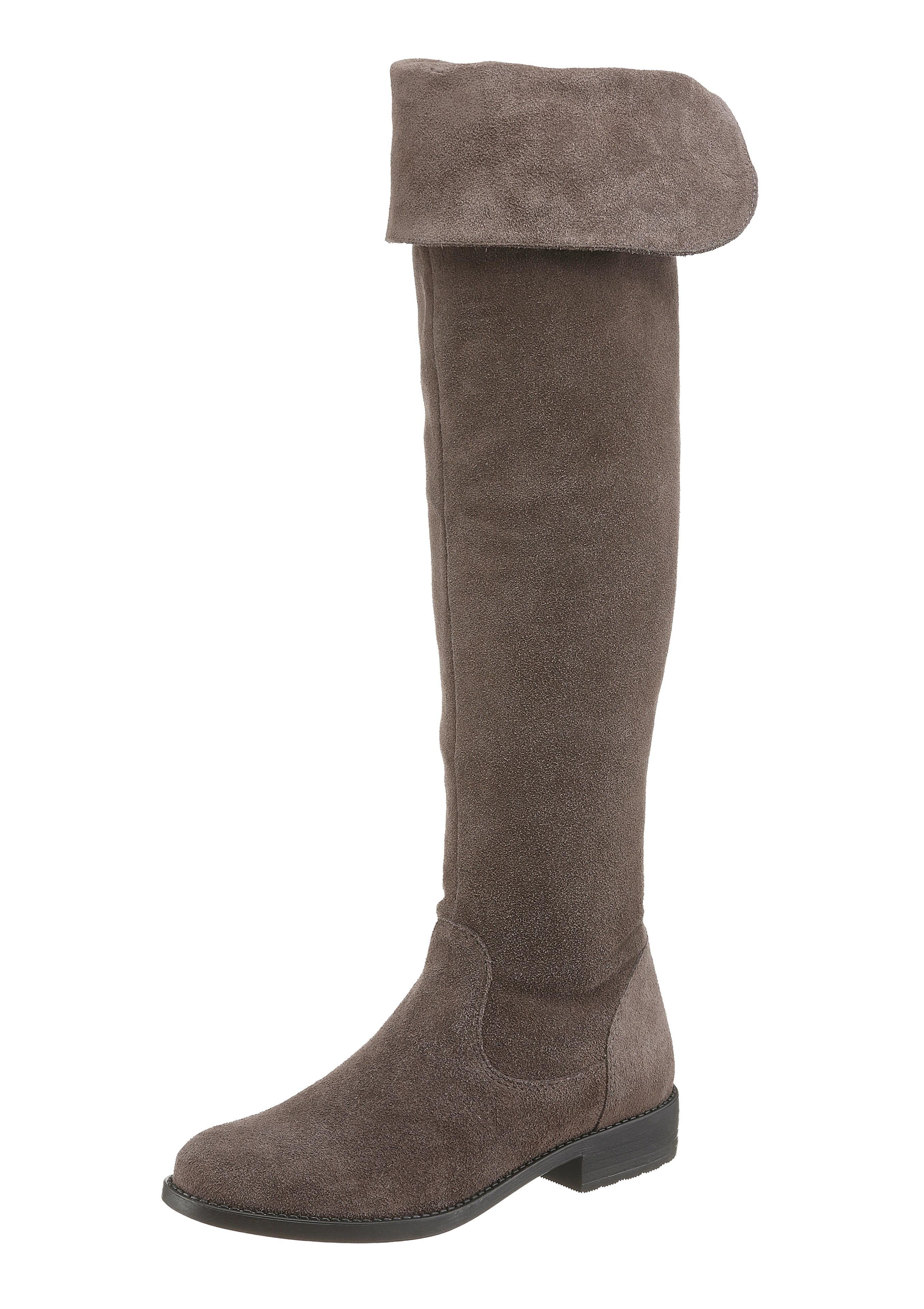 Tamaris overknee-laarzen nu online kopen bij OTTO