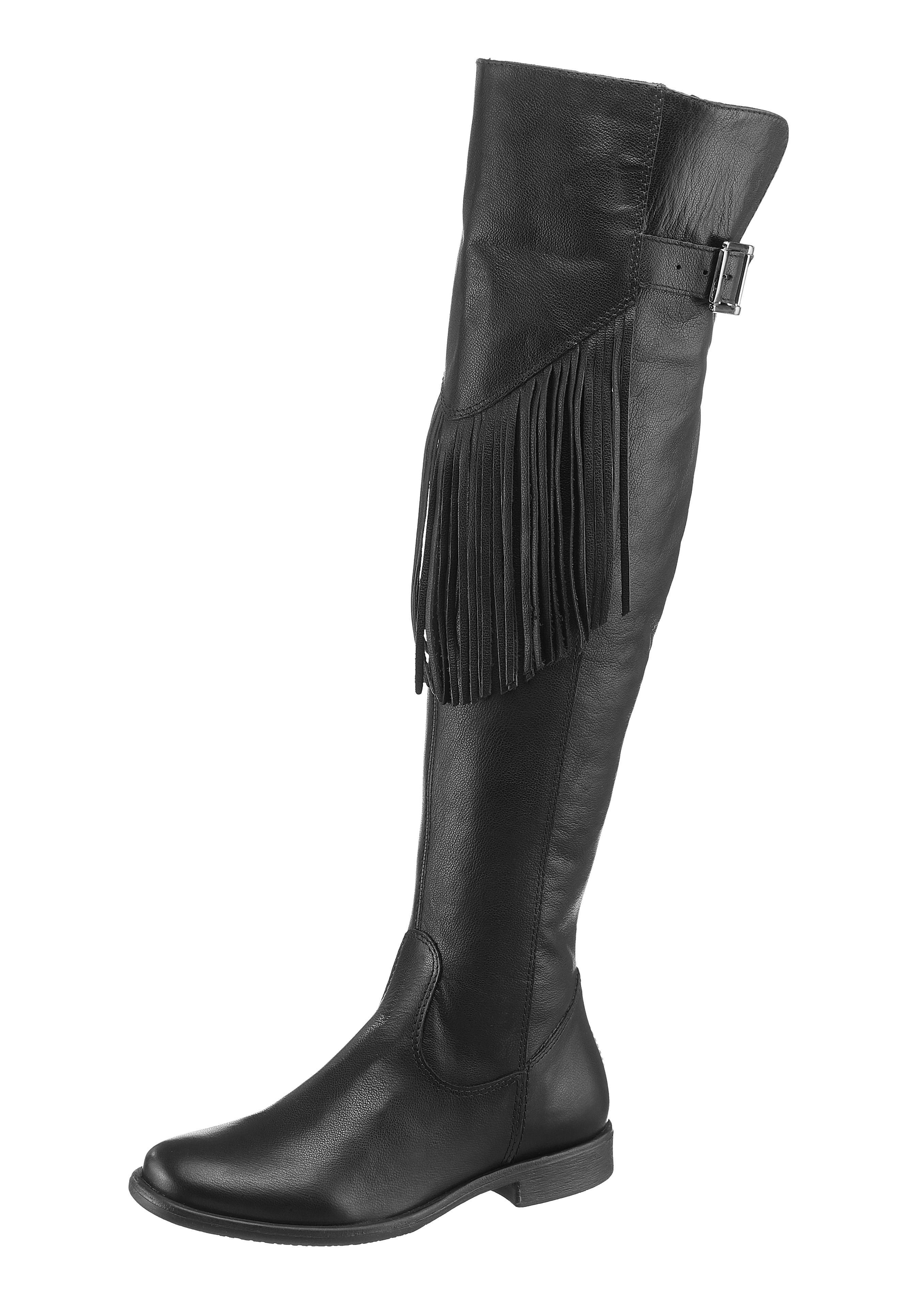 Tamaris overknee-laarzen - verschillende betaalmethodes