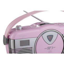 radio-cd-speler multicolor