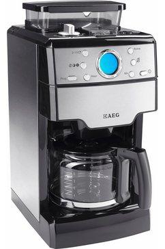 Koffiezetapparaat KAM 300, met glazen kan, zwart